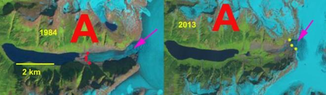 antler glacier 2013
