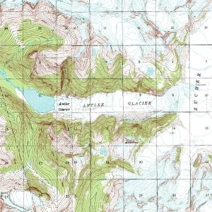 Antler_Glacier map