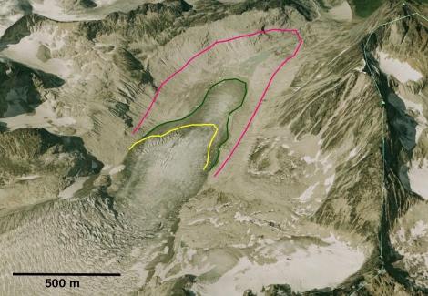 vowell glacier 2005