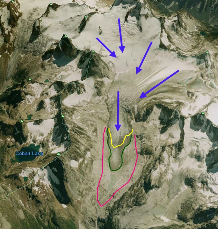 vowell glacier overview