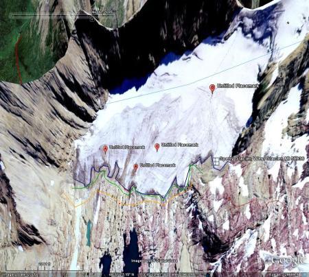 Sperry Glacier 2005