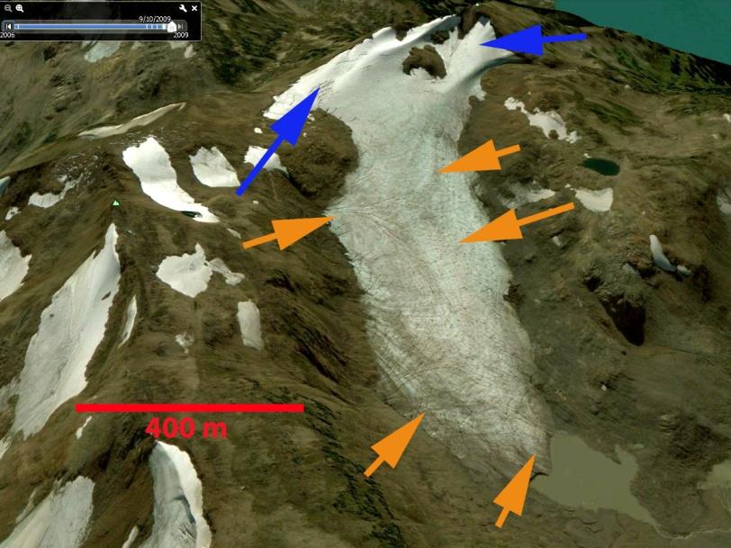 helm glacier 2009