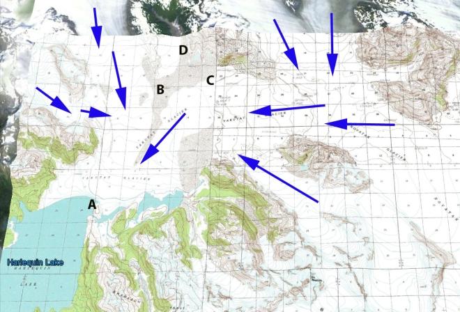 yakutat map