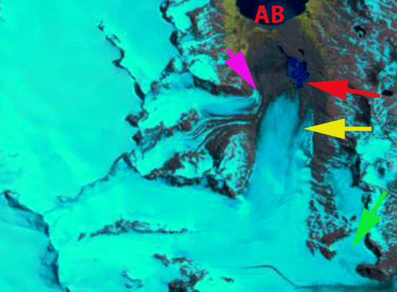 konig glacier 1999