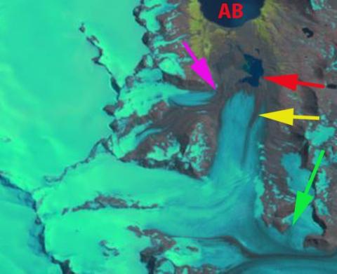 konig glacier 2003