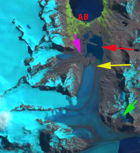 konig glacier 2014