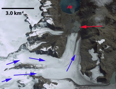 konig glacier ge