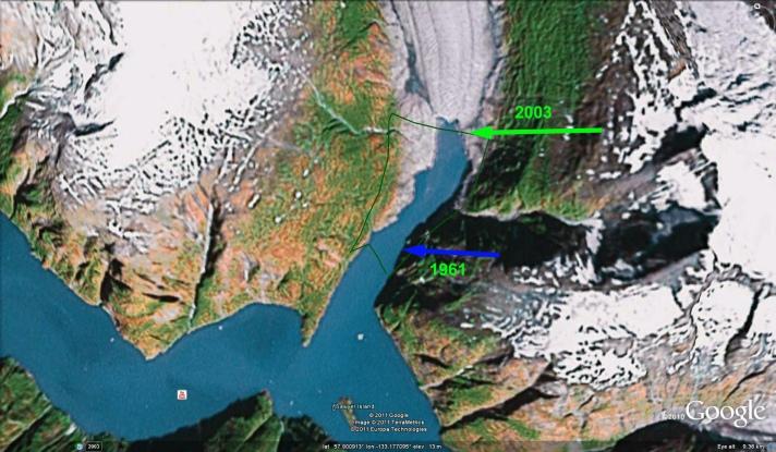 sawyer glacier 2003