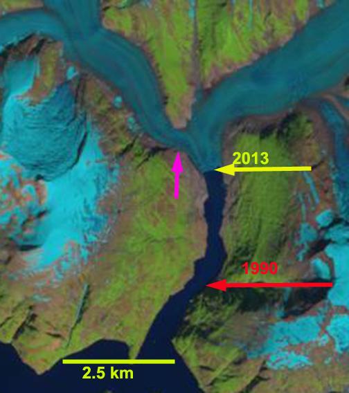 sawyer glacier 2013
