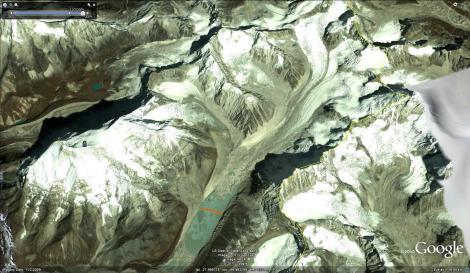 menlung glacier