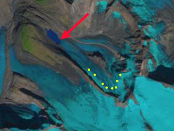 apex glacier 2013