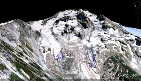 Kennedy Glacier ge