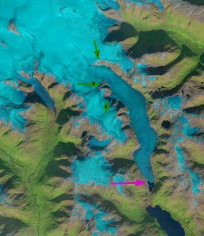 tunsbergdalsbreen 2014
