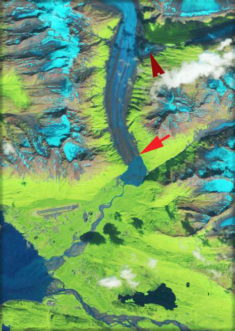 Valdez Alaska Map Valdez Alaska Glacier Map