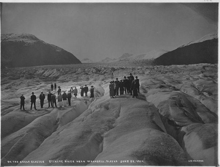 great glacier 1914