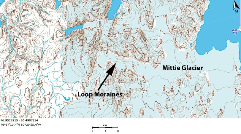 mittie map