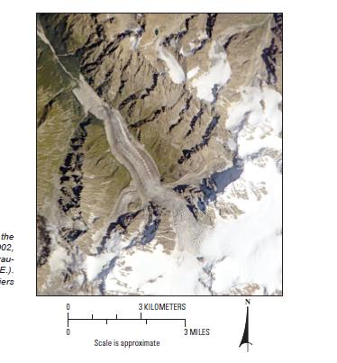 karaugom glacier 2002