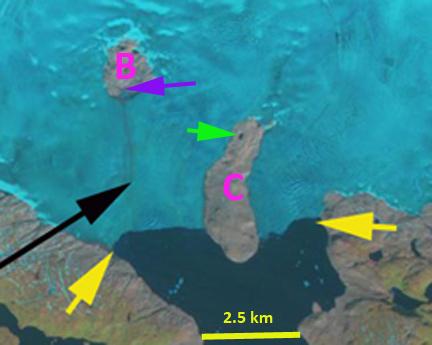 qualeraliq glacier 1992