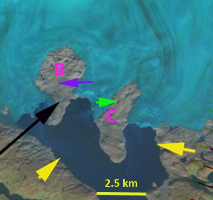 qualeraliq glacier 2012