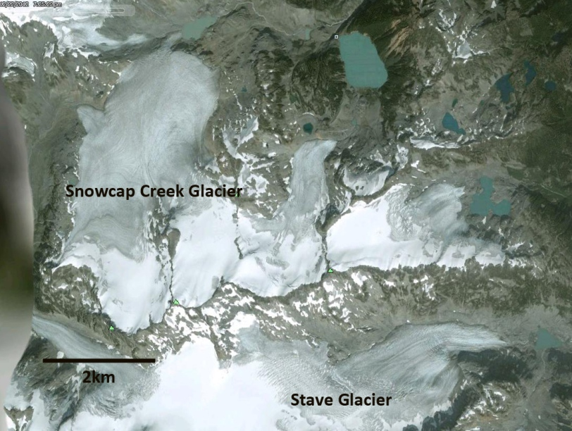snowcap creek 2006 ge