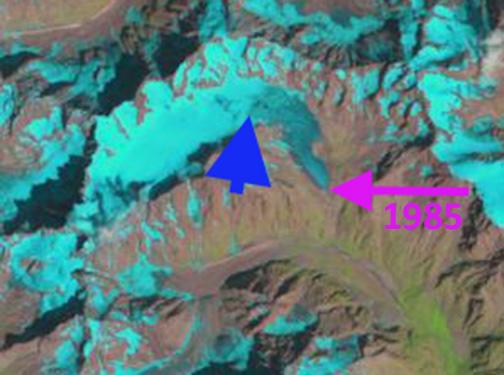 glacier blanc 1985