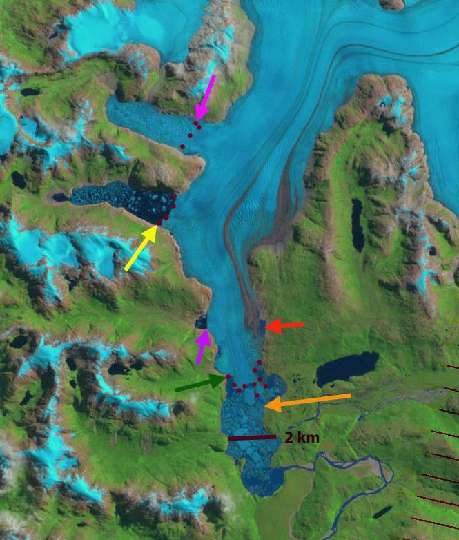 glaciar steffen 2012