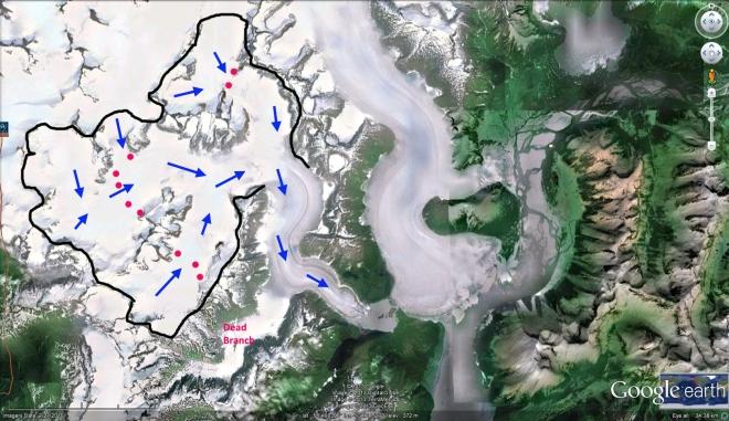 norris full glacier