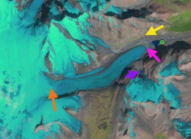 saskatchewan glacier 2001.