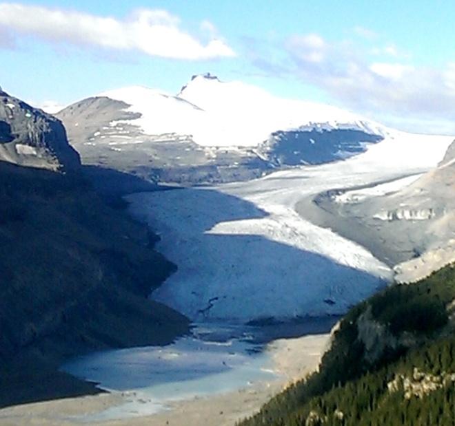 saskatchewan glacier 2014