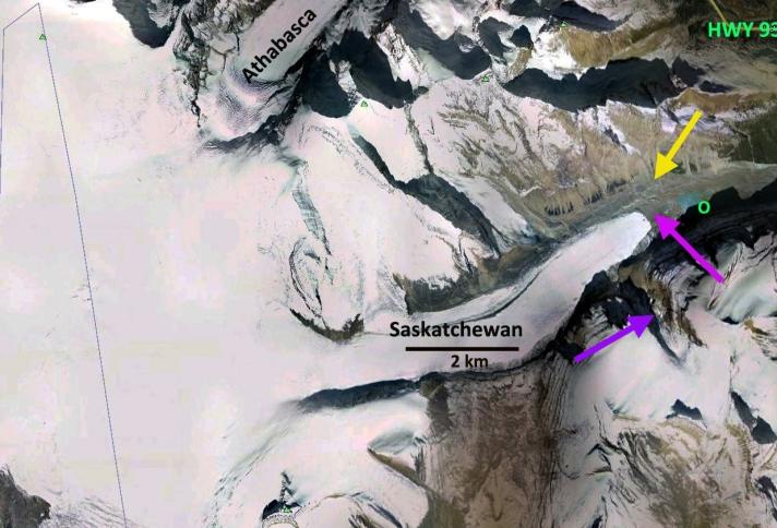 saskatchwan glacier ge