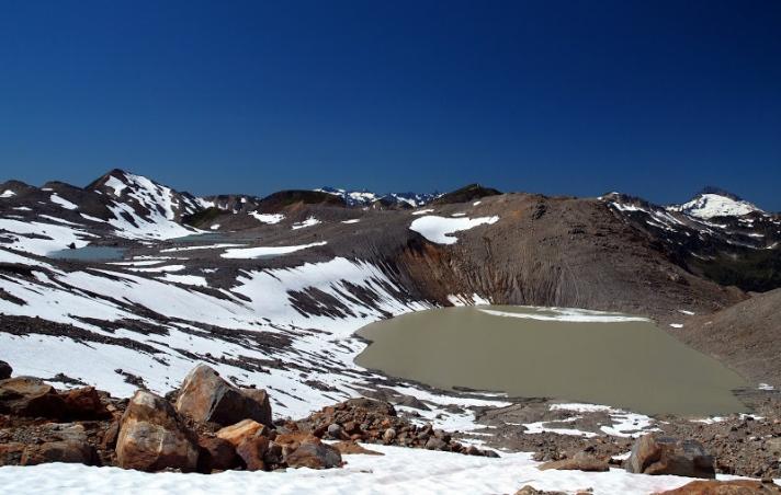whitechuck glacier lake #2