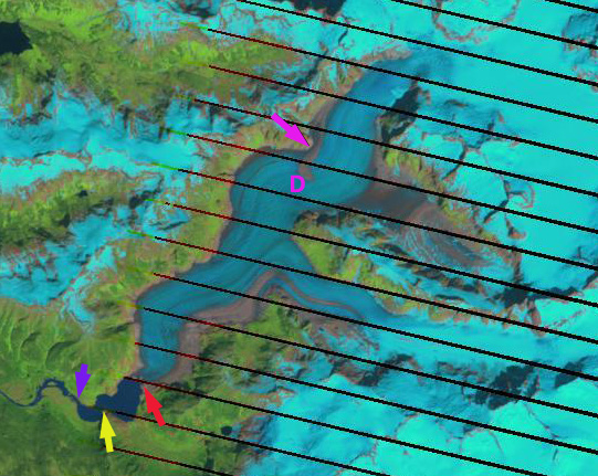 patterson glacier 2011