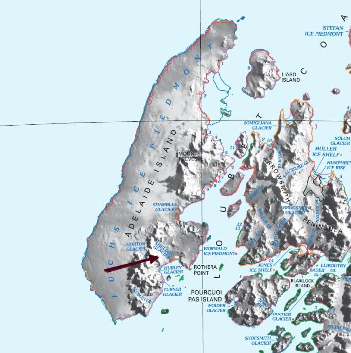 sheldon base map