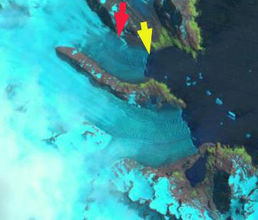 harz glacier 1989