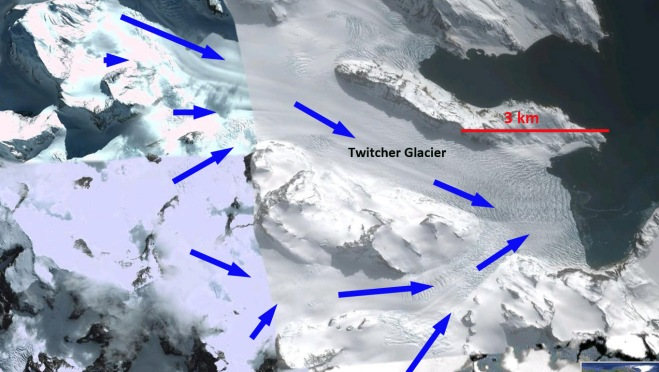 twitcher glacier ge