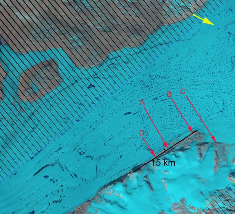 79 glacier 2009