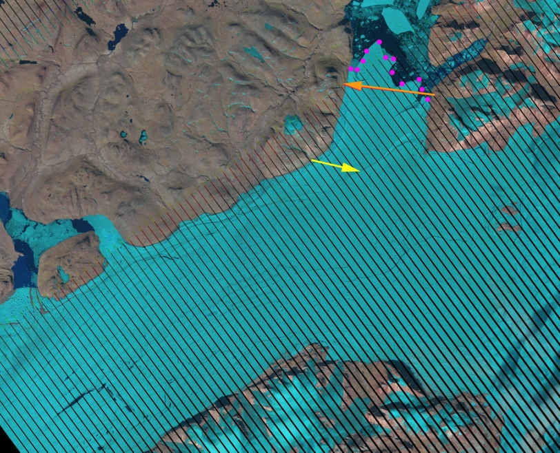 79 glacier 2010