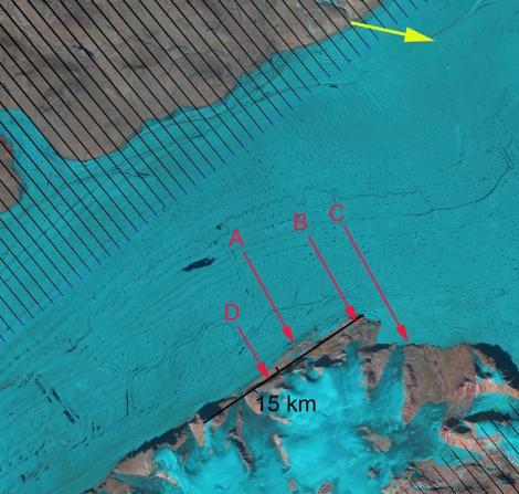 79 glacier 2011