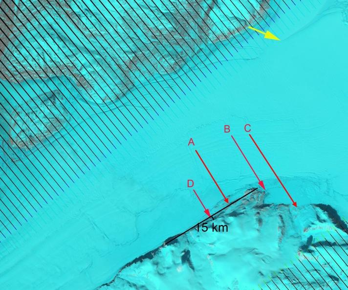 79 glacier 2013