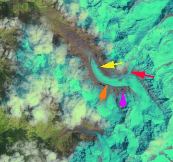 jaonli glacier 2000