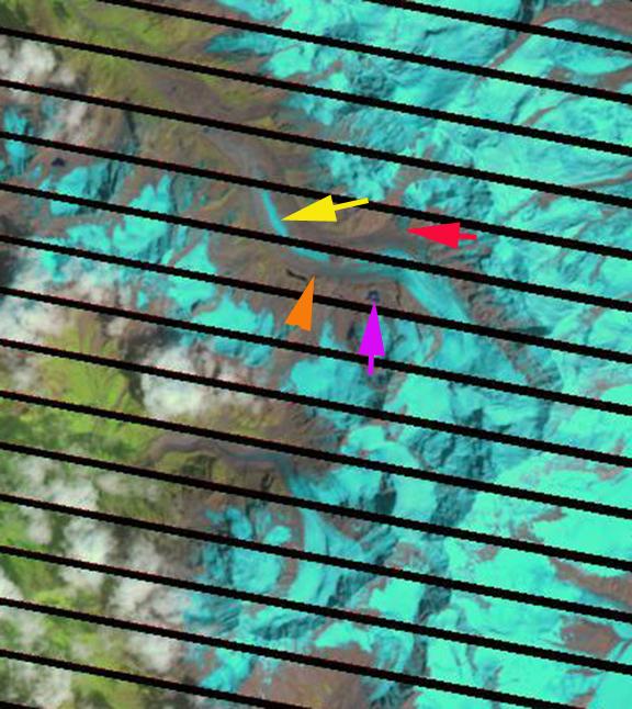 jaonli glacier 2012