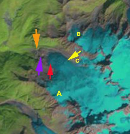 tour de glacier 1999