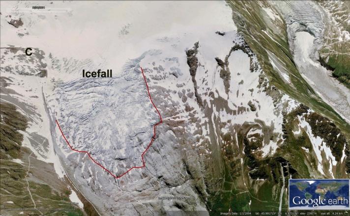 tour de glacier 2004