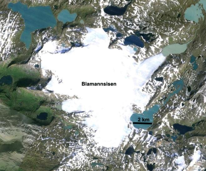 blamannsisen