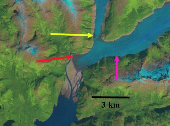 baird glacier 2005