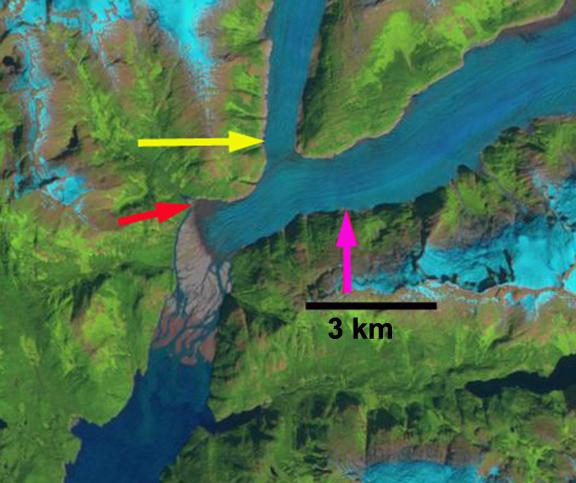 barid glacier 1990