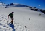 Sholes Glacier Aug. 5