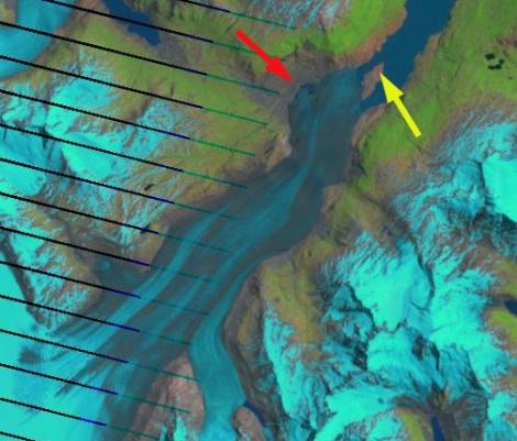 glaciar chico 2011