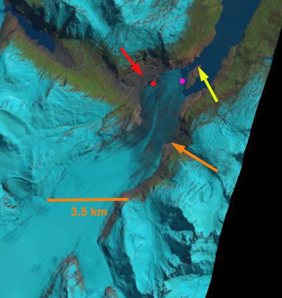 glaciar chico 2013