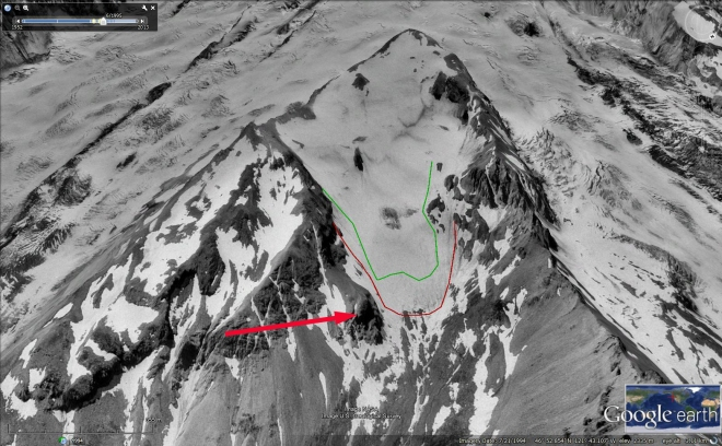 inter glacier 1994